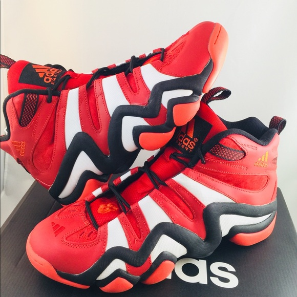 adidas Other - Adidas Crazy 8 Retro Kobe Basketball Shoe Sz12 New 73e6334df